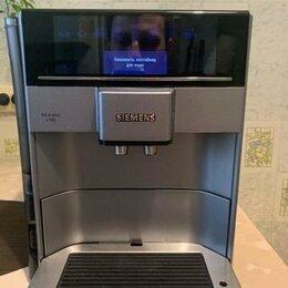 Кофеварки и кофемашины - Кофешина Siemens EQ. 6 Plus s100, 0