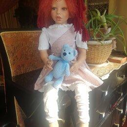 Куклы и пупсы - Авторская кукла коллекционная. Большая кукла Martha Pineiro , 0