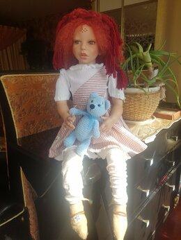 Куклы и пупсы - Авторская кукла коллекционная. Большая кукла…, 0