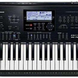 Клавишные инструменты - CASIO WK-7600 Синтезатор, 0