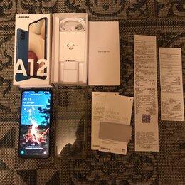 Мобильные телефоны -  Samsung Galaxy a12 , 0