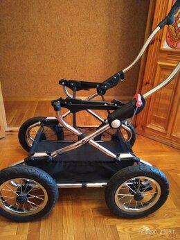 Коляски - Детская коляска baby Care Michelle -цвет Brown, 0