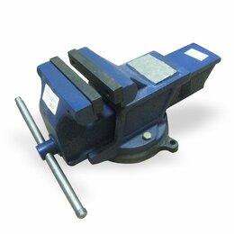 Тиски - Тиски слесарные 200 мм (чугун), 0