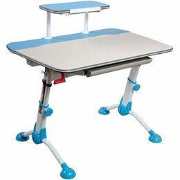 Компьютерные и письменные столы - Письменный детский стол Бюрократ Conductor-03, 0