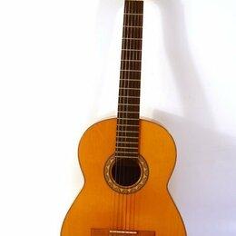 Акустические и классические гитары - Концертная гитара работы мастера Игнатенко Н.С, 0