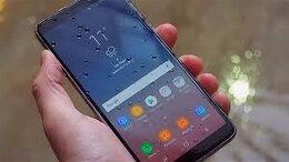 Мобильные телефоны - Телефон Samsung Galaxy A8, 0
