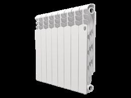 Радиаторы - Радиатор алюминиевый Royal Thermo 500/80 8 секций, 0
