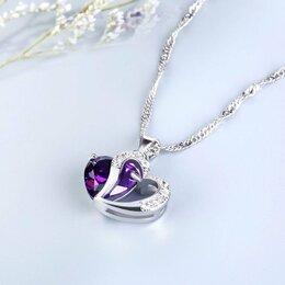 Кулоны и подвески - Ожерелье Jeulia от сердца к сердцу, 0