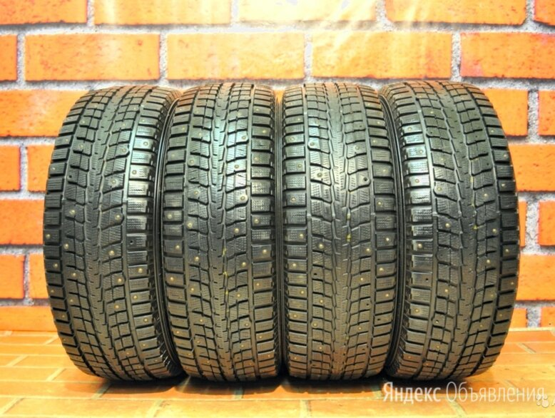 Зимний комплект 215 65 R16 Dunlop WinterIce 01 по цене 11000₽ - Шины, диски и комплектующие, фото 0