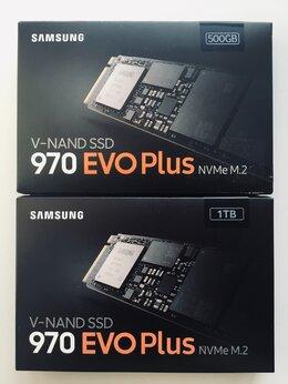 Внутренние жесткие диски - Samsung SSD M.2 970 EVO Plus, 0