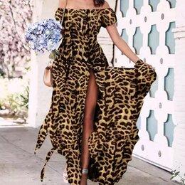 Платья - Платье летнее. Размер 54-58.Новое., 0