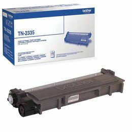 Картриджи - Картридж лазерный BROTHER (TN2335)…, 0