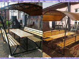 Комплекты садовой мебели - Беседка садовая 2м х2м, 0