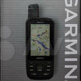 GPS-навигаторы - Навигатор Garmin gpsmap 66st, 0