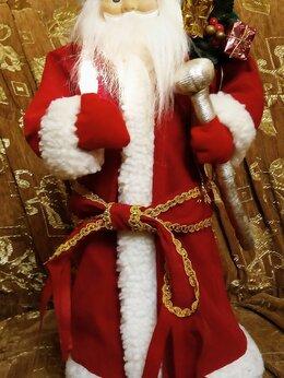 Новогодние фигурки и сувениры - Дед мороз, 0