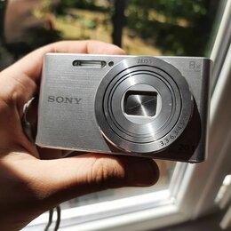 Фотоаппараты - Компактный Фотоаппарат Sony в отличном состояние, 0