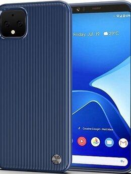 Чехлы - Чехол на Google Pixel 4 XL цвет Blue (синий),…, 0