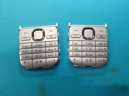 Клавиатуры и кнопки - Клавиатура для телефона Nokia C2-01, 0