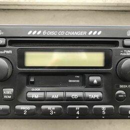Музыкальные центры,  магнитофоны, магнитолы - Автомагнитола Honda , 0