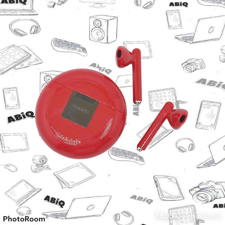 Беспроводные наушники Huawei  по цене 7500₽ - Наушники и Bluetooth-гарнитуры, фото 0