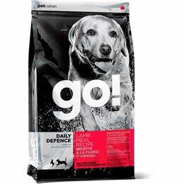 Корма  - Go Natural Daily Defence Lamb Dog Гоу  Корм для собак и щенков с ягненком, 0