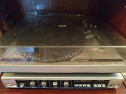 Проигрыватели виниловых дисков - Проигрыватель винила, Акустика, Усилитель, 0