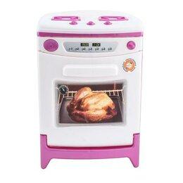 Посудомоечные машины - Плита Орион в наборе с посудой, 15 предметов, со звуком, в пакете арт.822, 0