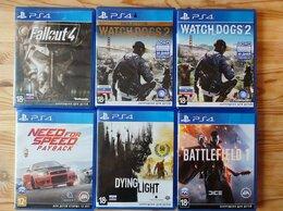 Игры для приставок и ПК - Игры PS3 и PS4 Лицензия, 0