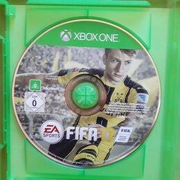 Игры для приставок и ПК - Fifa 17 + Fifa 18 xbox ONE Лицензия , 0