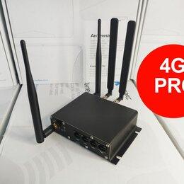 3G,4G, LTE и ADSL модемы - 4G модем + WiFi роутер 2в1 для Интернета CAT6 Advanced, 0