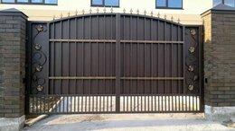 Заборы и ворота - Ворота, 0