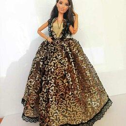 Аксессуары для кукол - Длинные платья для кукол, 0