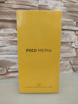 Мобильные телефоны - Новый запечатанный Xiaomi Poco M3 Pro NFC 5G, 0
