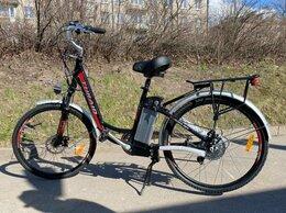 Мототехника и электровелосипеды - Электровелосипед 350W ТURAID X385 дамский от…, 0