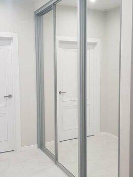 Шкафы, стенки, гарнитуры - Зеркальный шкаф купе в прихожую, 0