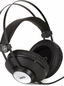 Наушники и Bluetooth-гарнитуры - AKG K72 наушники, 0