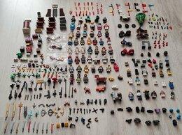 Конструкторы - Lego человечки + аксессуары (цена за всё), 0