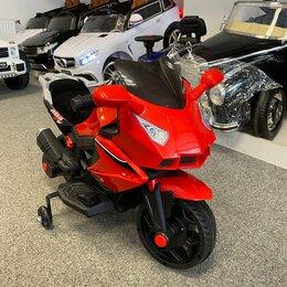 Электромобили - Детский электромобиль Мотоцикл, 0