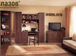 Шкафы, стенки, гарнитуры - Гостиная Sherlock Шерлок. Комплект 1, 0