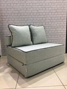 Диваны и кушетки - Бескаркасный раскладной диван, 0