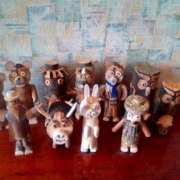 Статуэтки и фигурки - Деревянные фигурки, 0