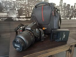 Фотоаппараты - Фотоаппарат Nikon D3100, 0