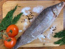 Продукты - Рыба Якутии муксун (северный сиг) свежемороженый с, 0