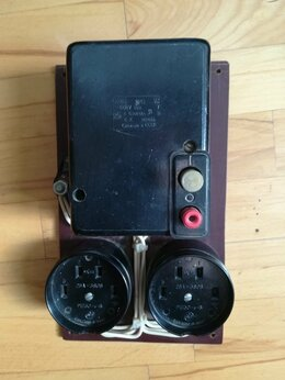 Защитная автоматика -  Электрический автомат, 0