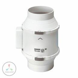 Вентиляторы - Канальный вентилятор Soler & Palau TD500/160, 0