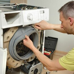 Ремонт и монтаж товаров - Отремонтировать стиральную машину в Уфе, 0