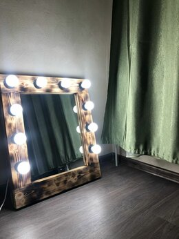 Зеркала - Зеркало гримерное, 0