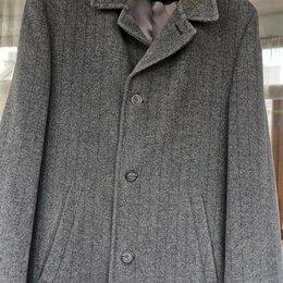 Пальто - Пальто мужское осеннее финское, 0