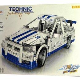 Конструкторы - Конструктор  Юный Техник Rally series QL0468, 0
