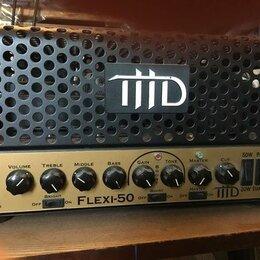 Гитарное усиление - Ламповый усилитель THD Flexi 50, 0